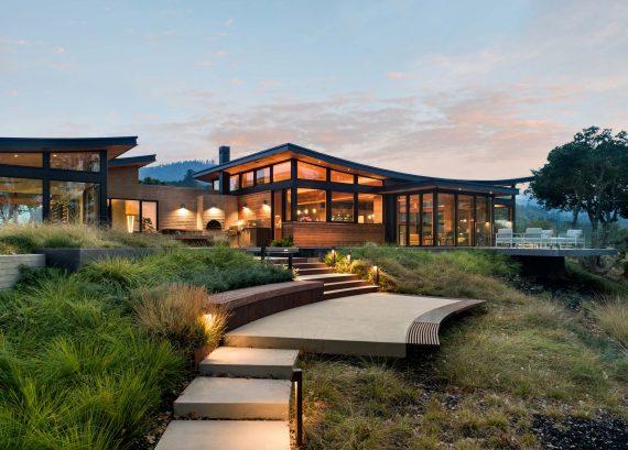 Sunrise-Sunset House