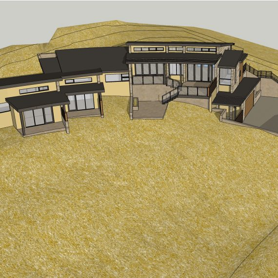 Radial House